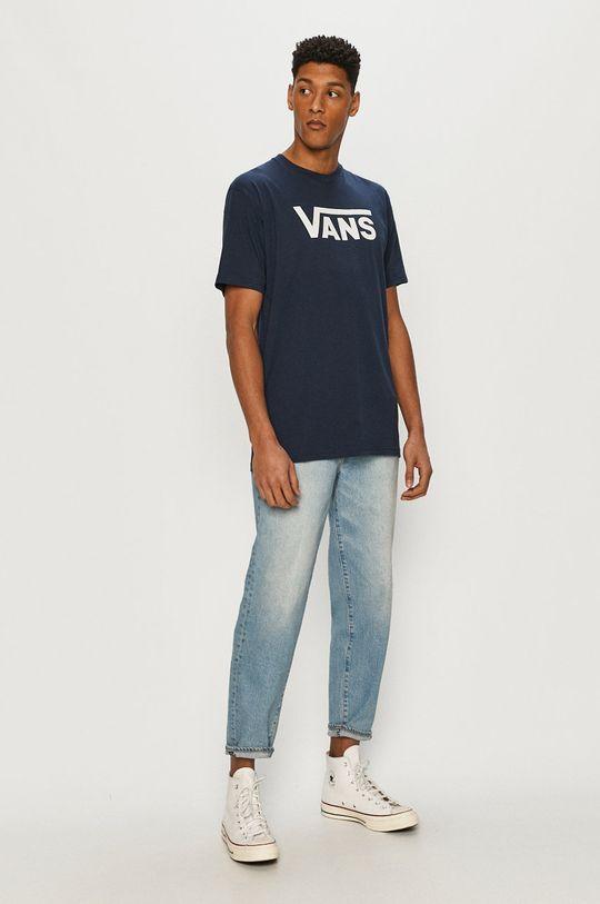 Vans - Tričko námořnická modř