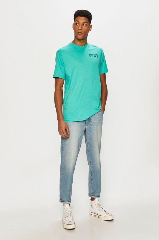 Vans - Tričko tyrkysová