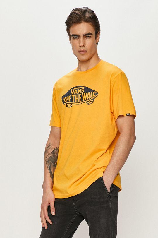 oranžová Vans - Tričko