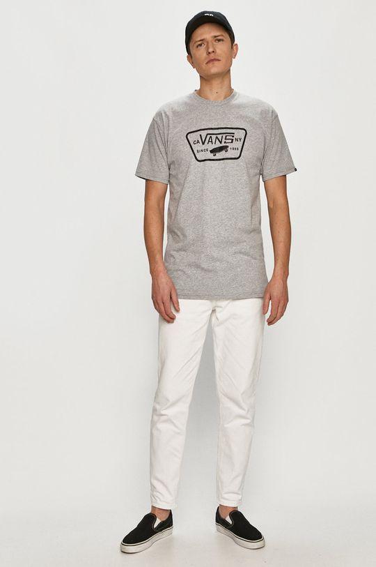 Vans - Tričko šedá