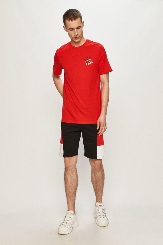 Fila - Tričko červená