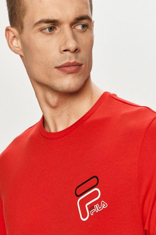 červená Fila - Tričko