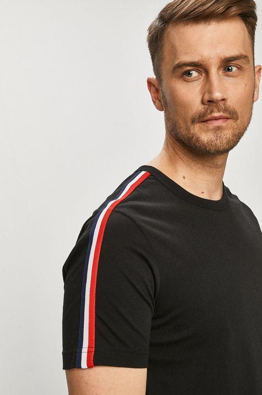 czarny Rossignol - T-shirt