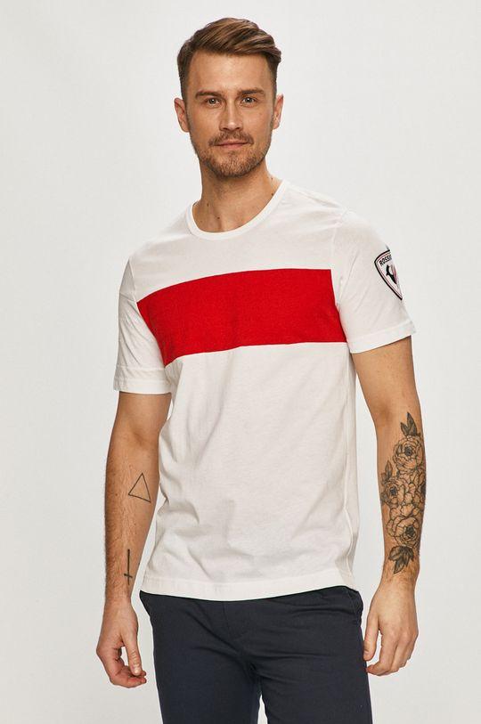 bílá Rossignol - Tričko Pánský