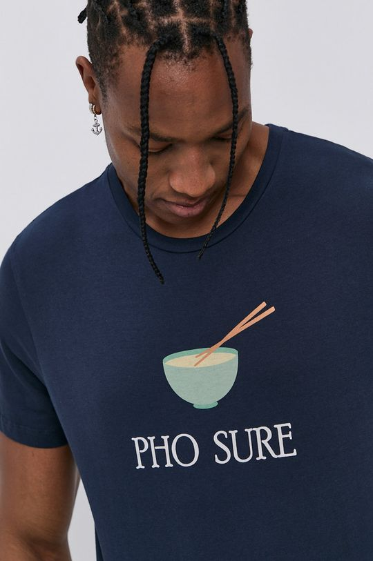 granatowy Produkt by Jack & Jones - T-shirt