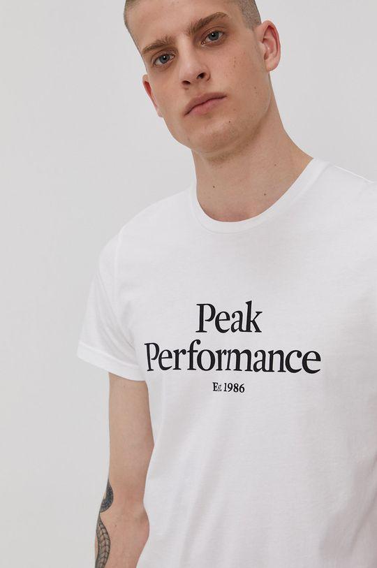 biela Peak Performance - Tričko
