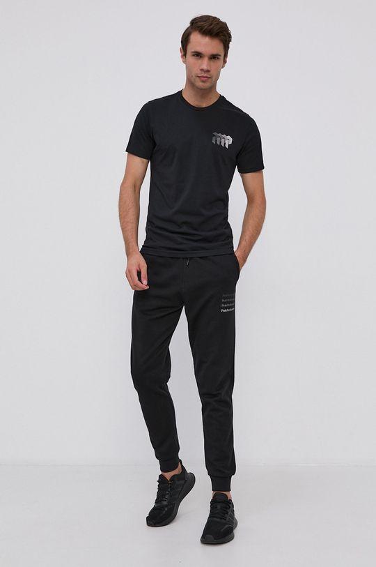 Peak Performance - Bavlnené tričko čierna