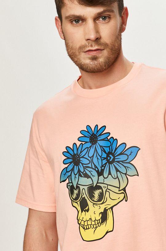 růžová Converse - Tričko