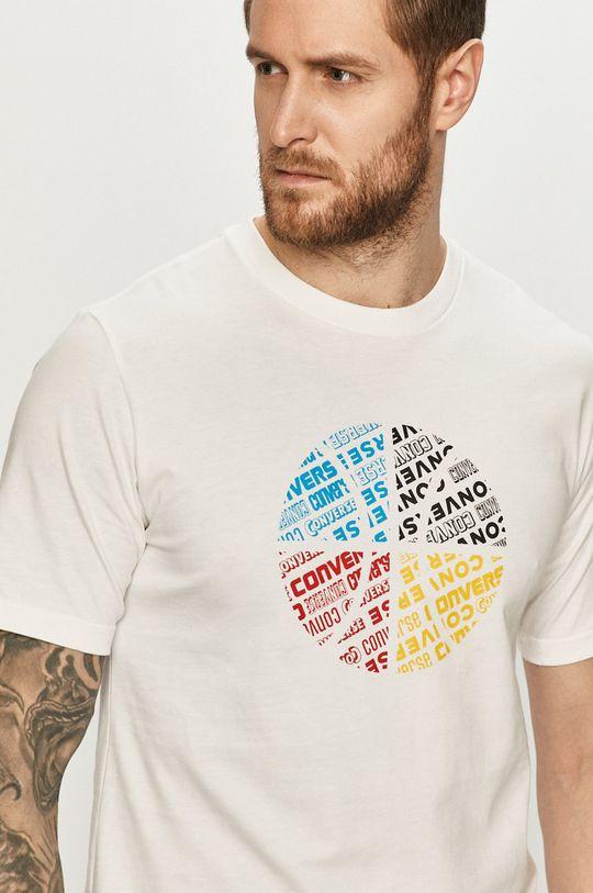 biela Converse - Tričko