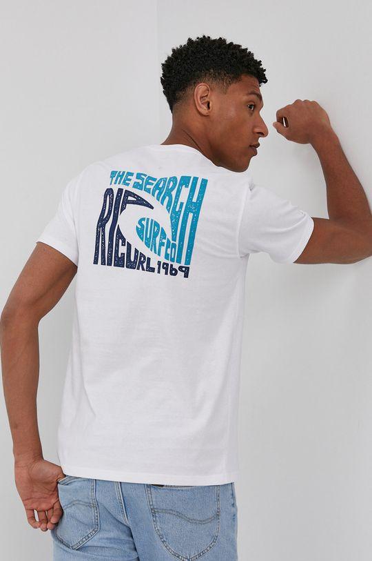 biela Rip Curl - Tričko Pánsky