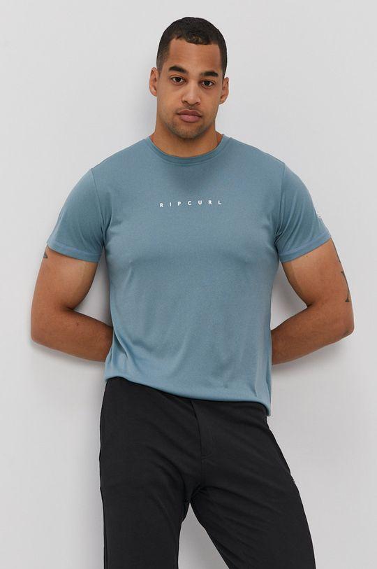 niebieski Rip Curl - T-shirt Męski