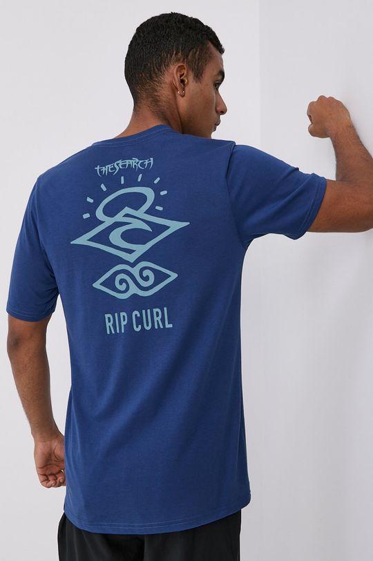 granatowy Rip Curl - T-shirt Męski
