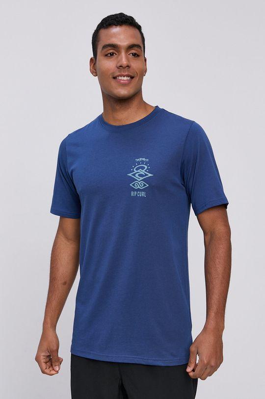 Rip Curl - T-shirt granatowy