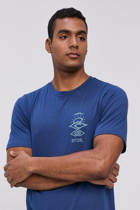 Rip Curl - T-shirt 35 % Bawełna, 65 % Poliester