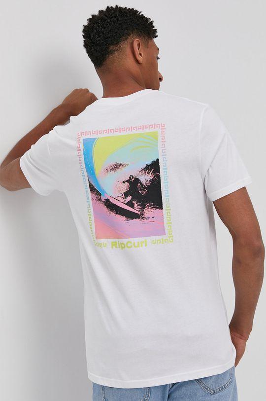 biały Rip Curl - T-shirt Męski