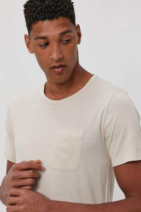 kremowy Rip Curl - T-shirt