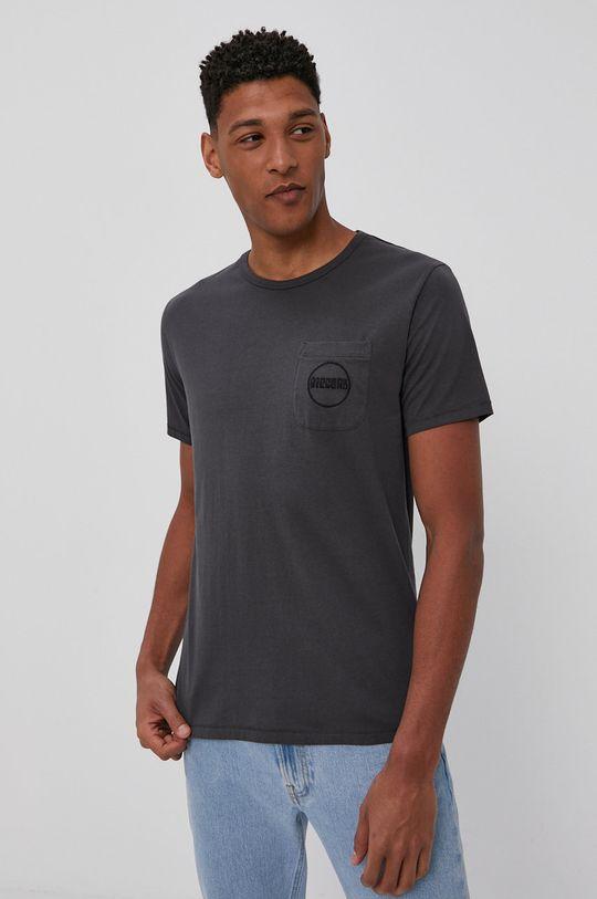 szary Rip Curl - T-shirt Męski