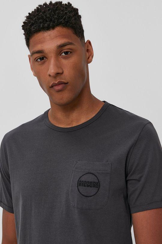 szary Rip Curl - T-shirt