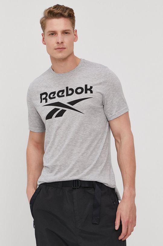 sivá Reebok - Tričko