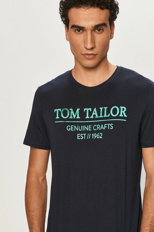 bleumarin Tom Tailor - Tricou De bărbați