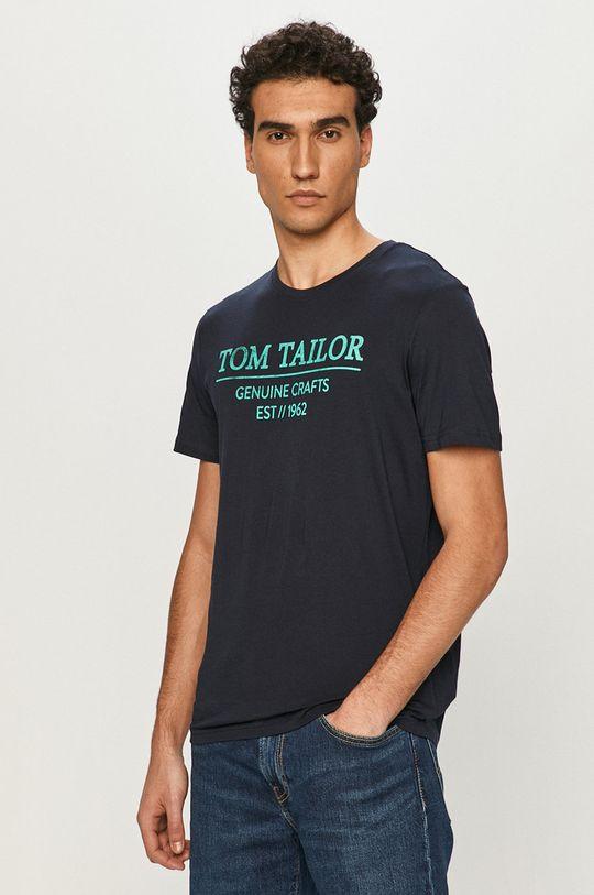 bleumarin Tom Tailor - Tricou