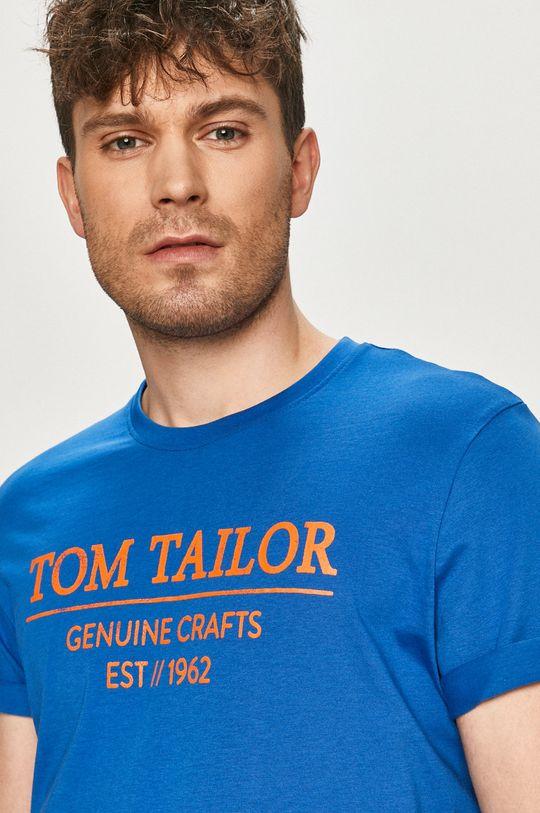 modrá Tom Tailor - Tričko