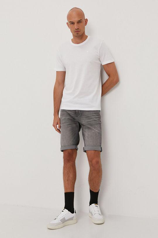 Tom Tailor - Tričko biela