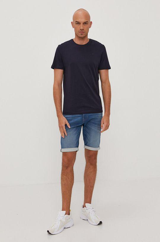 Tom Tailor - Tričko námořnická modř