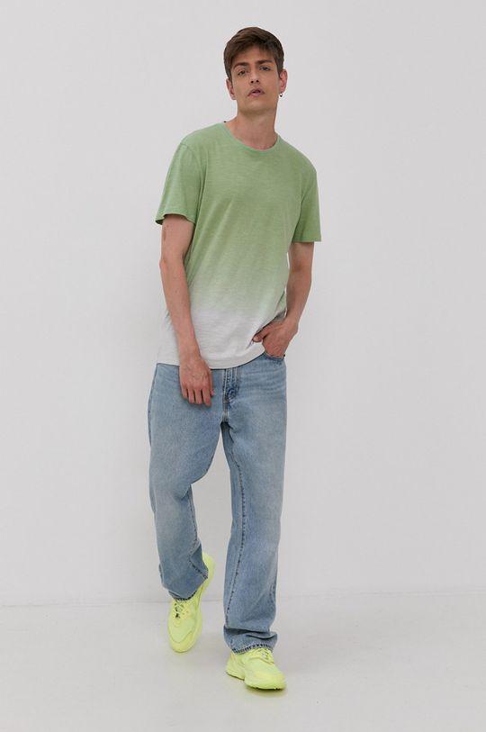 Tom Tailor - Tričko zelená