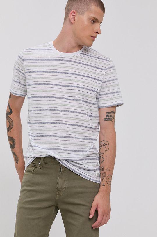 vícebarevná Tom Tailor - Tričko Pánský