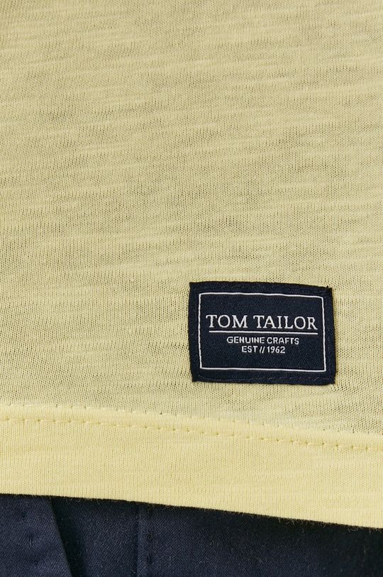 jasně žlutá Tom Tailor - Tričko
