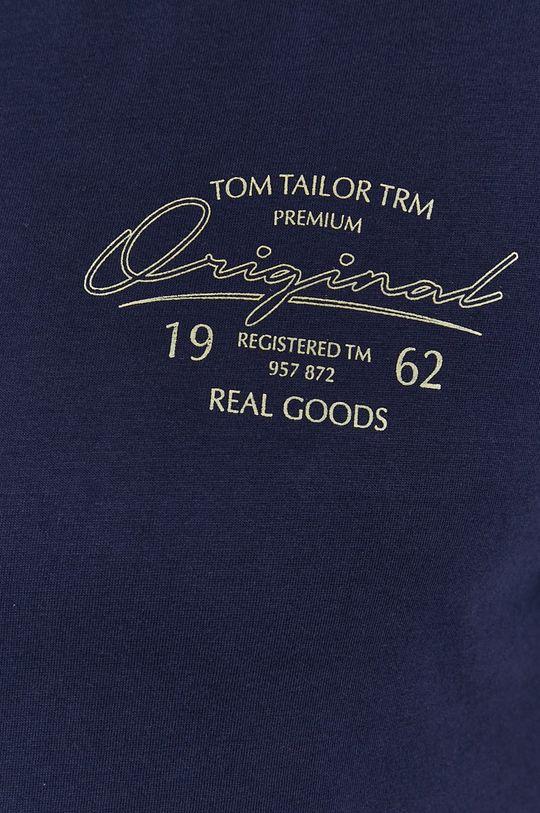 niebieski Tom Tailor - T-shirt