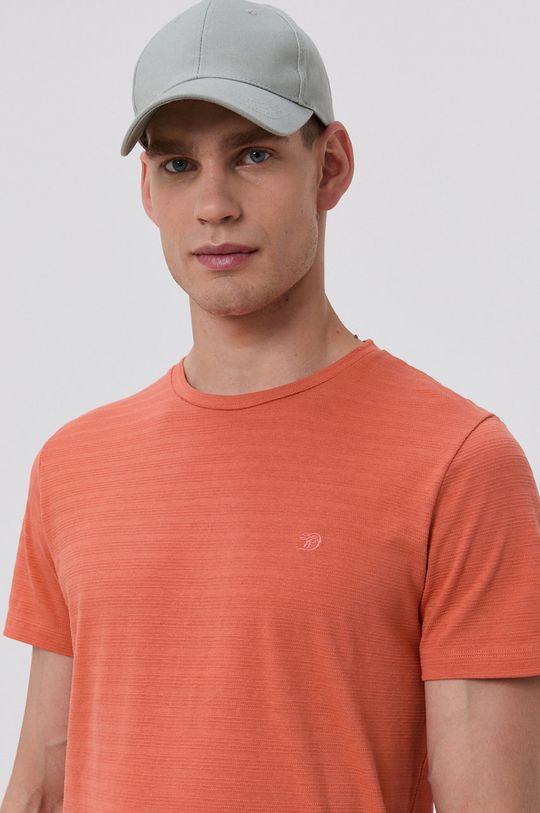 miedziany Tom Tailor - T-shirt
