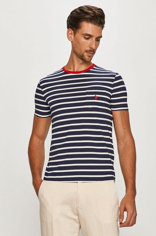 tmavomodrá Polo Ralph Lauren - Tričko Pánsky