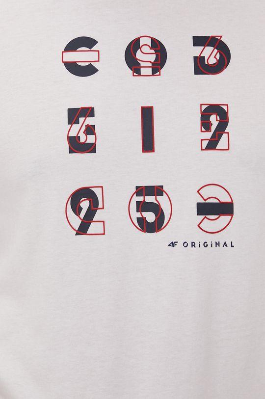 4F - T-shirt Męski