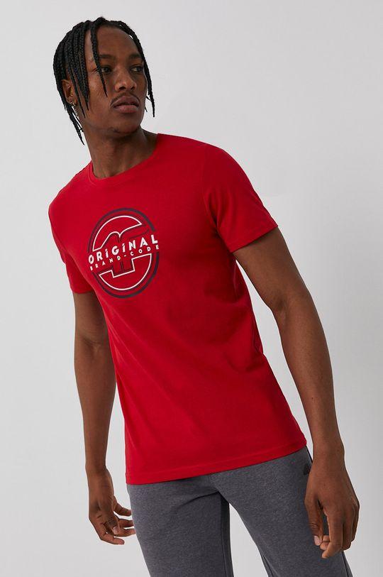 sýtočervená 4F - Tričko Pánsky