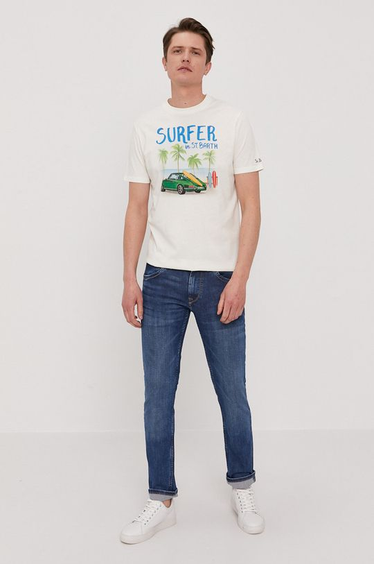MC2 Saint Barth - Tričko viacfarebná