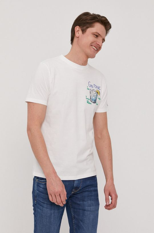 vícebarevná MC2 Saint Barth - Tričko Pánský