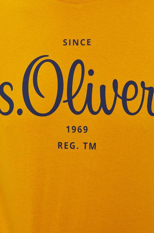 žltá s. Oliver - Tričko