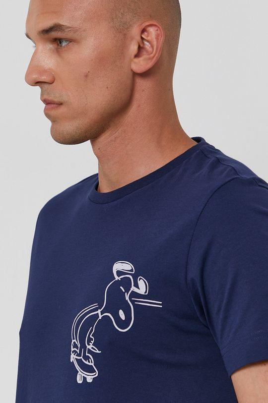 s. Oliver - T-shirt niebieski