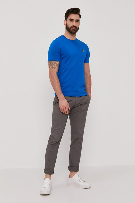 Lyle & Scott - Tričko modrá