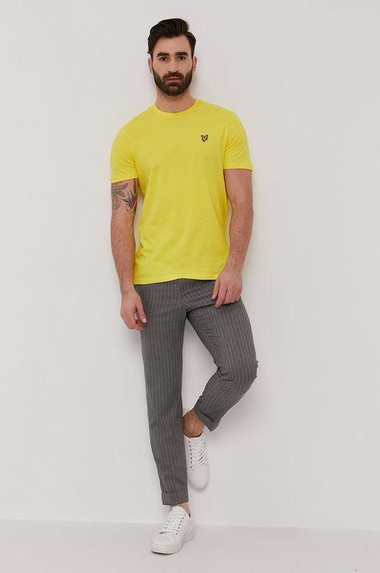 Lyle & Scott - Tričko žlutá