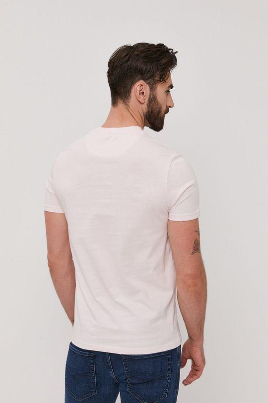 Lyle & Scott - T-shirt 100 % Bawełna organiczna