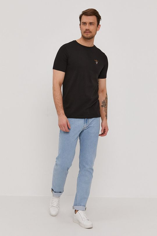 Aeronautica Militare - T-shirt czarny