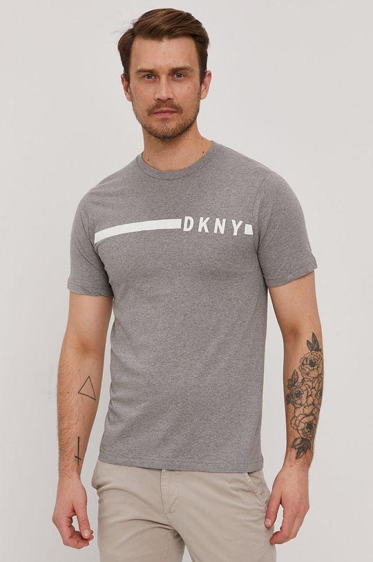 Dkny - Tricou (3-pack) negru