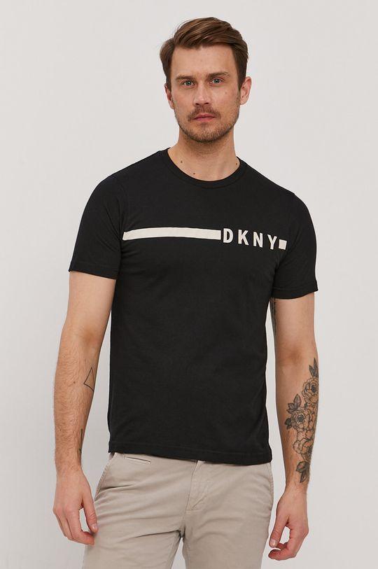 Dkny - Tricou (3-pack)  100% Bumbac