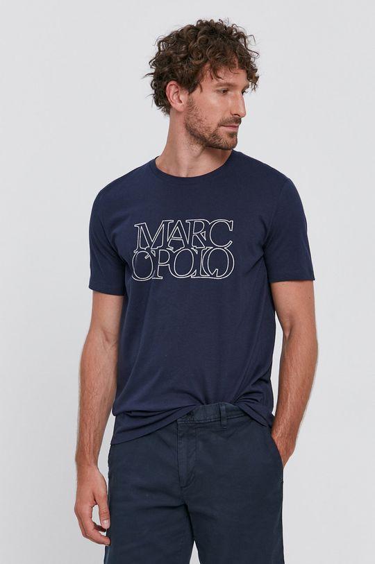 granatowy Marc O'Polo - T-shirt