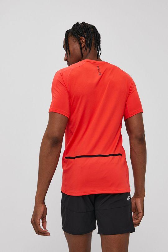4F - T-shirt czerwony