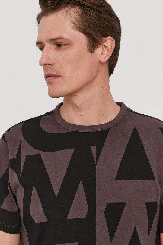 multicolor G-Star Raw - T-shirt Męski