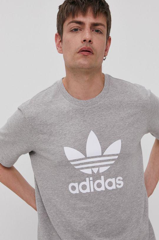 sivá adidas Originals - Tričko